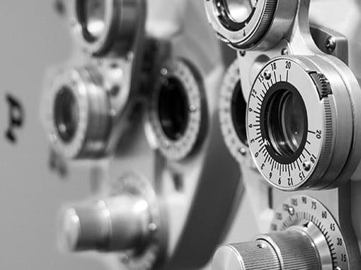 Oogzorg & optometrie